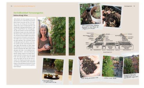 Balkon Hochbeet | Bio Gärtnern auf dem Balkon Buch | Selbstversorgung