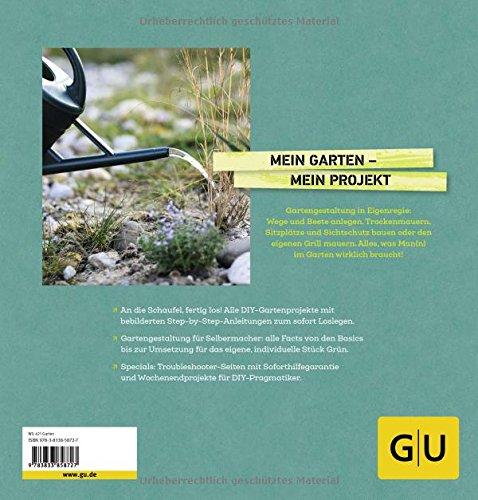 Garten step-by-step: selber planen, selber pflanzen, selber bauen: vom Baumarkt zum DIY-Projekt (GU Garten Extra) - 3
