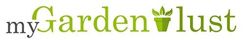 myGardenlust Hochbeet aus Holz - Kräuterbeet für Garten Terrasse Balkon - Pflanzkübel als Gemüse Beet - Pflanzkasten Groß Outdoor mit Fußkappen aus Kunststoff Grün imprägniert | 50x50 cm - 7
